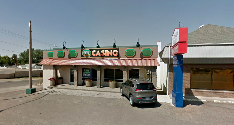 The Emerald City Casino in Great Falls, Mont.