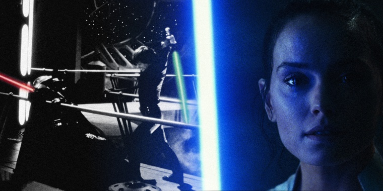 """Image: The 42-year-old \""""Star Wars\"""" franchise looks to live up to legions of fans with the release of the final installment, \""""The Rise of Skywalker.\"""""""