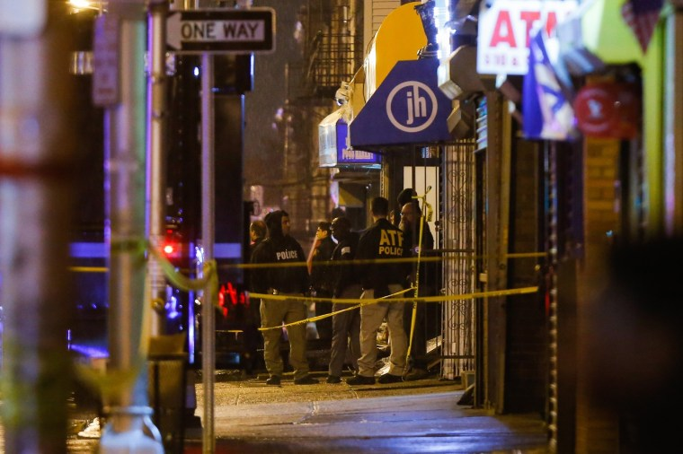 Image: Jersey City shooting