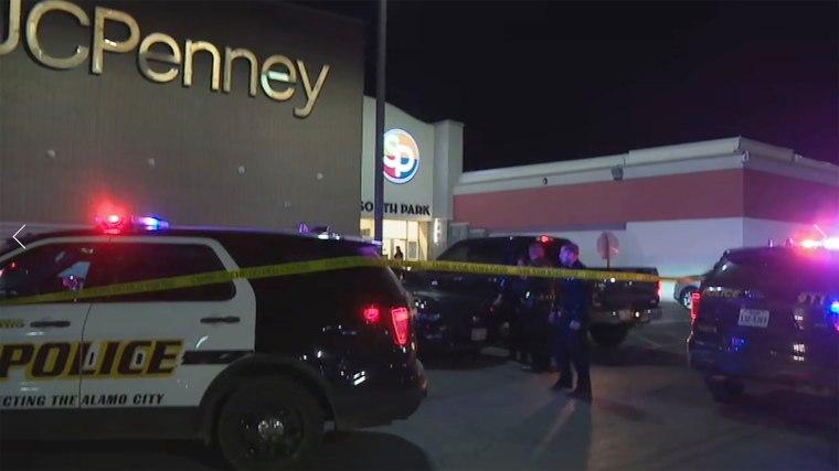 Image: South Mall park Shooting