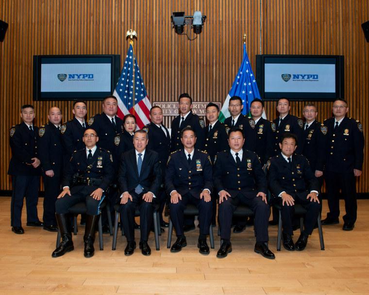 Image: Asian-American Police Executives Council