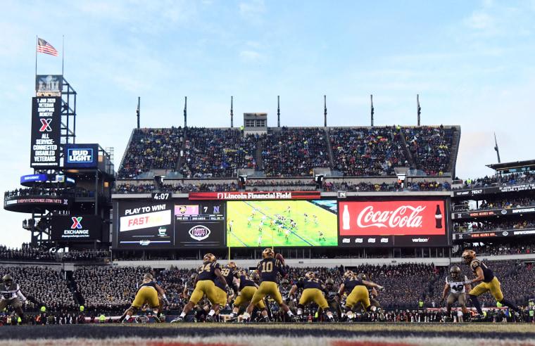 Image: NCAA Football: Army at Navy
