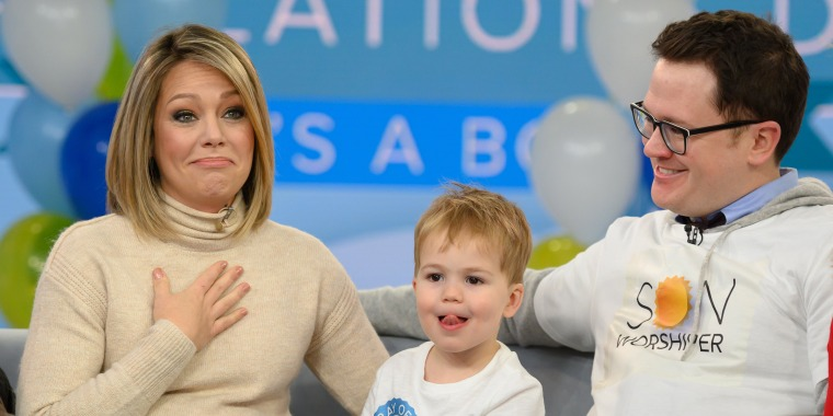 Dylan Dreyer preps her home for the arrival of baby No. 2