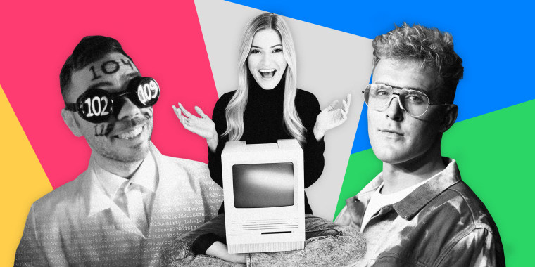 Image: With content creators like Nerd City, iJustine and Jake Paul, the 2010s changed the internet in ways that seemed unimaginable at the start of the decade.