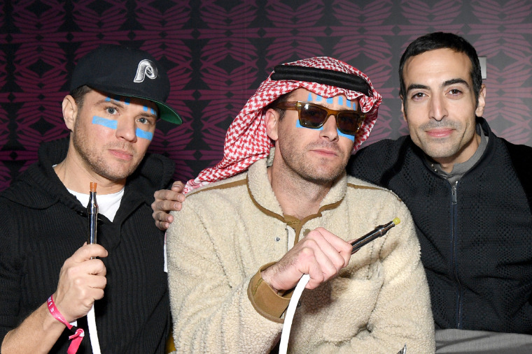 Image: Ryan Phillippe, Armie Hammer and Mohammed Al Turki attend the MDL Beast Festival