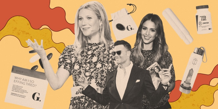 Image: Wellness has wooed and thrived over the past ten years. With faces like Gwyneth Paltrow, Jessica Alba and even Tom Brady, they've helped turn wellness into a huge business often at odds with conventional healthcare.