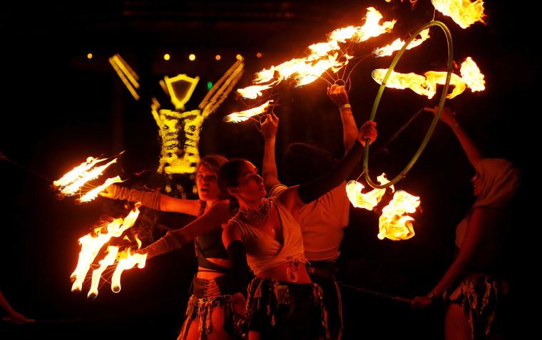 Image: Burning Man