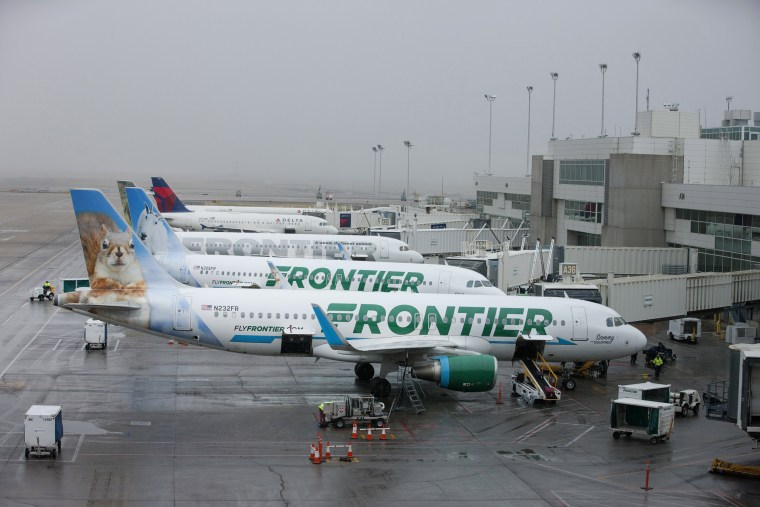 Image: Frontier Airlines