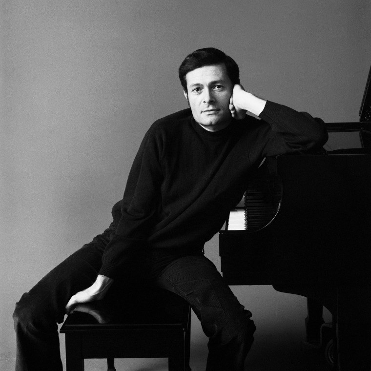 Image: Portrait of composer Jerry Herman.