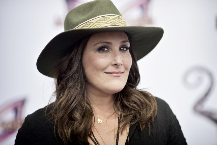 Ricki Lake shaves head, shares emotional post about hair loss