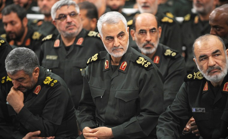 Airport informants, overhead drones: How the U.S. killed Soleimani