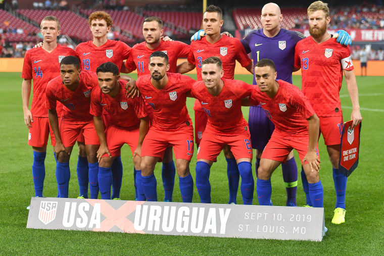 Image: U.S. Men's National Team
