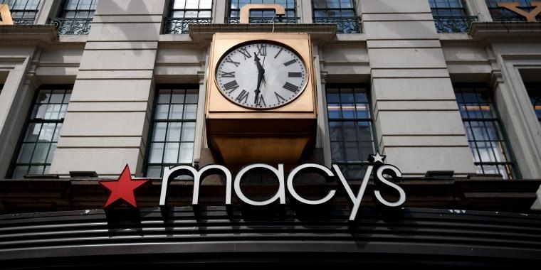 Macy's store closings