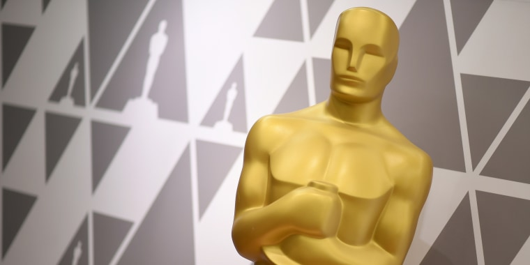 TOPSHOT-US-ENTERTAINMENT-OSCARS-WEEK-PREPARATIONS