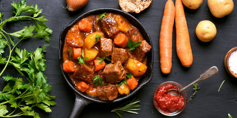 Make the most of your meat with a hearty stew.