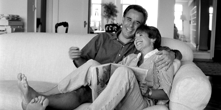 Katie Couric and Husband Jay Monahan at Home