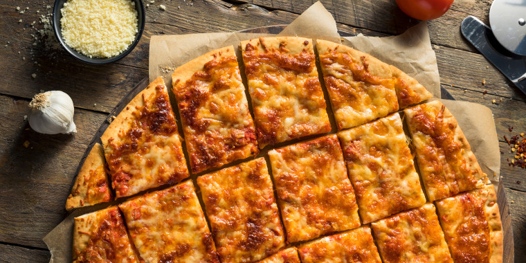 Is it wrong to cut a round pizza into squares? Depending on where you live in the country, pizza cutting is a big deal.