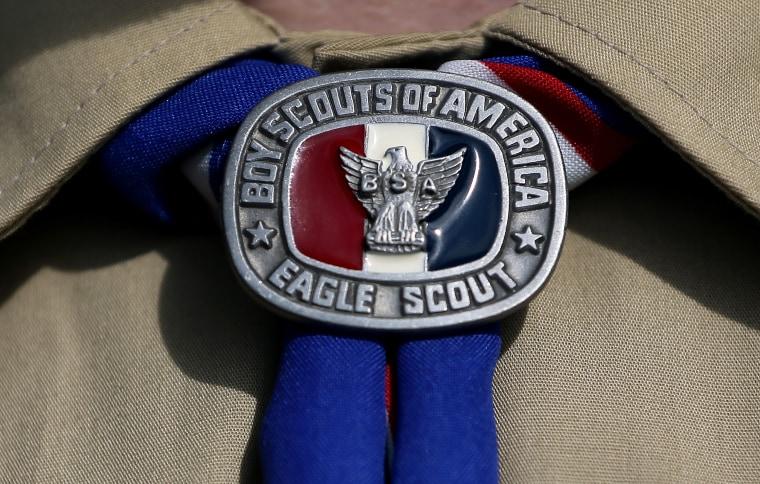 Image: Boy Scout uniform