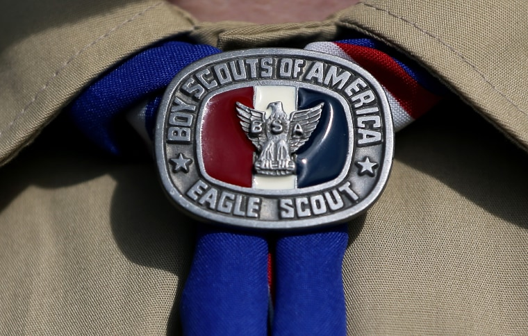 Image: Boy Scout uniform