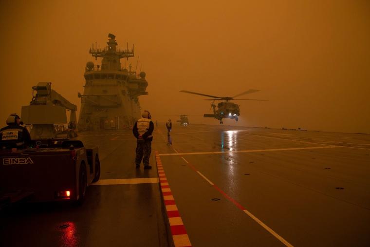 Image: AUSTRALIA-WEATHER-FIRES
