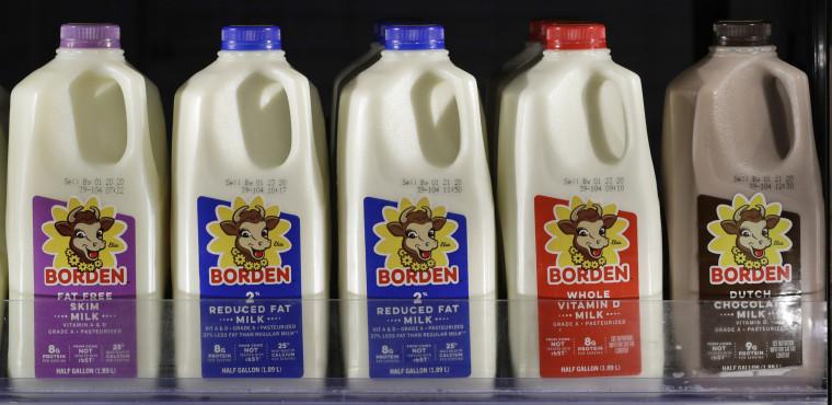 Image: Borden Dairy