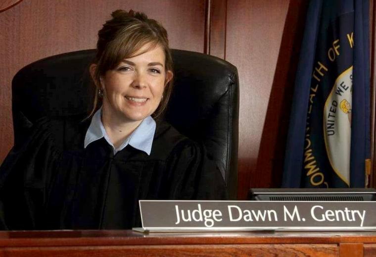 Image: Judge Dawn Gentry