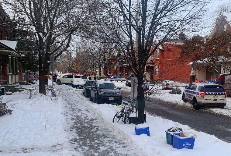 Image: Ottawa shooting