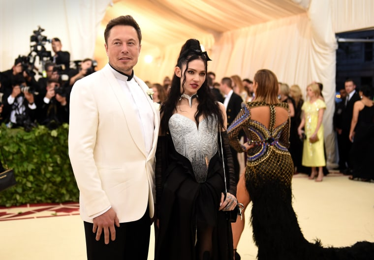 Grimes Explained Her And Elon Musk S Unusual Baby Name And People Are Still Confused