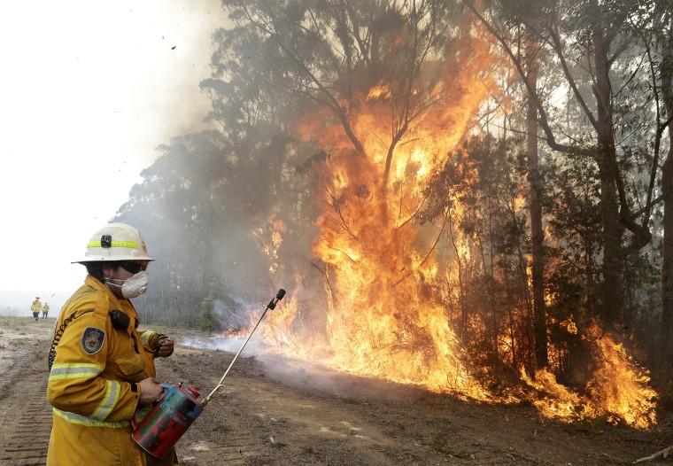 Image: Australia wildfires
