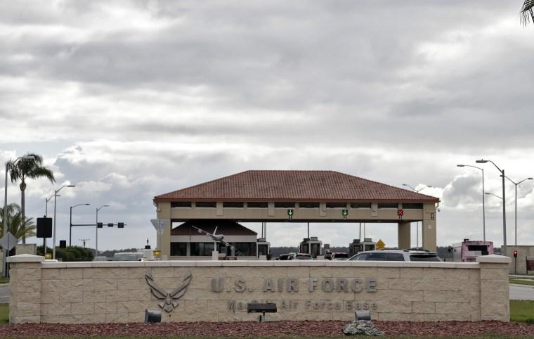 Image: MacDill Air Force Base