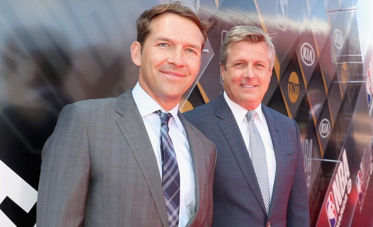 Image: Todd Gage, Rick Welts