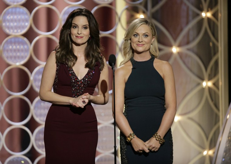 Image: Tina Fey and Amy Poehler