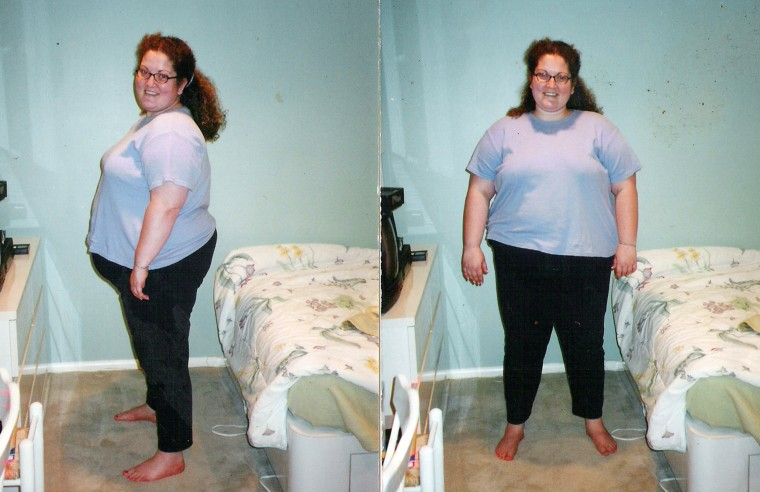 Molly Carmel lost weight by quitting sugar.