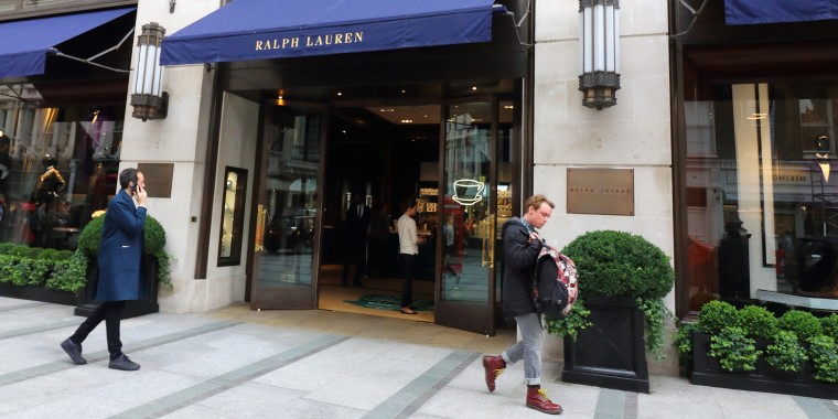Ralph Lauren store in the Luxury Fashion and Jewellery