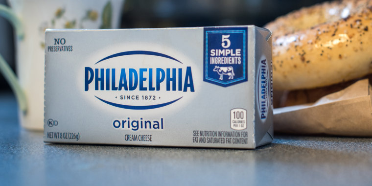 Did you know that cream cheese was first invented in 1872?