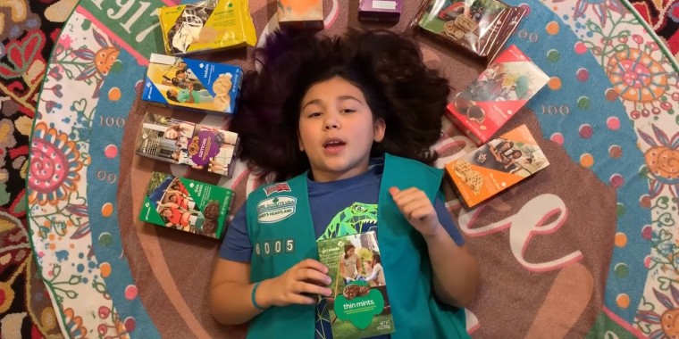 "Amory Vargo from Westerville, Ohio remixed Lizzo's hit song ""Truth Hurts"" in order to sell more Girl Scout cookies for her troop."