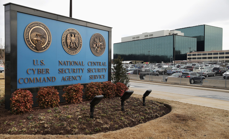 Image: The National Security Agency campus