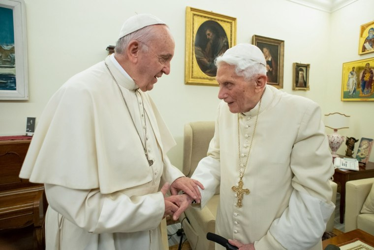 Image: FILES-VATICAN-POPE