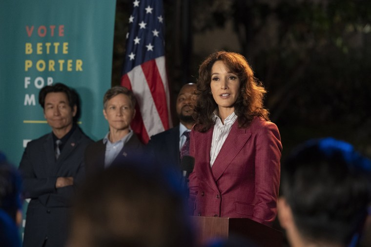 "Jennifer Beals as Bette Porter in ""The L Word: Generation Q."""