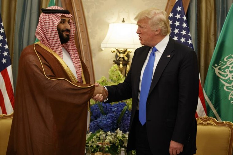 Pentagon contradicts Trump again, this time on Saudi Arabia