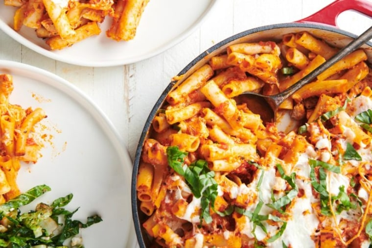Sunday Suppers: A chicken Parmesan baked ziti the whole family will love