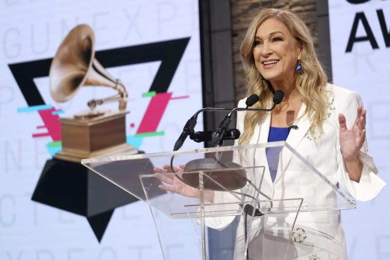 Grammy Awards chief Deborah Dugan placed on leave 10 days before ceremony