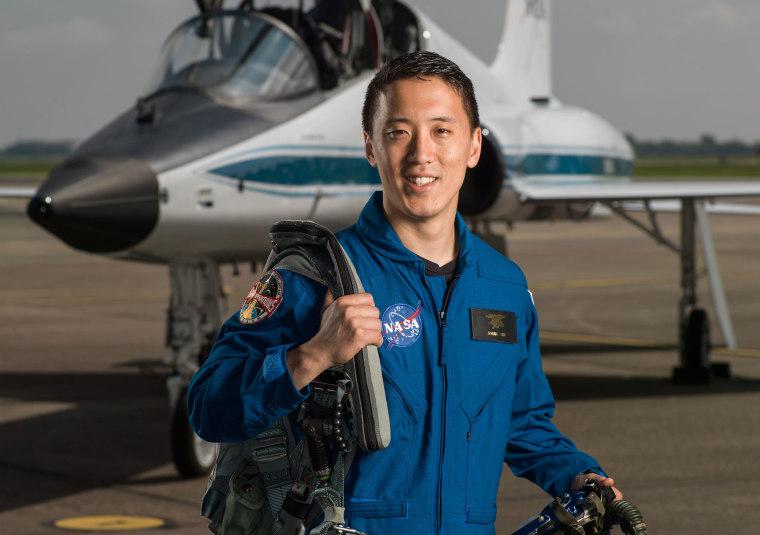Astronaut Jonny Kim.