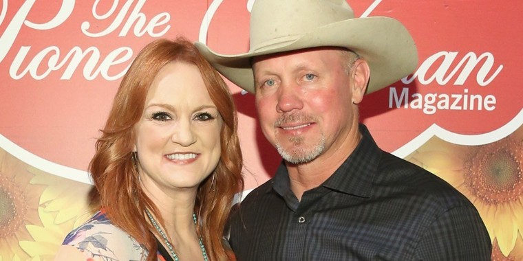 'Best lips in the world': Ree Drummond's husband got a very romantic birthday tribute