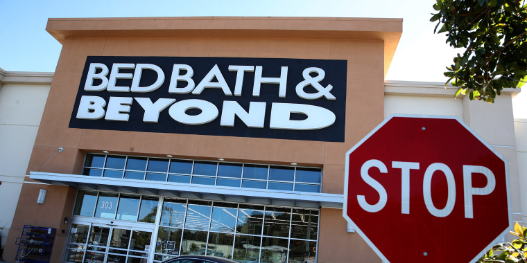bed bath and beyond closings