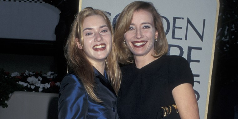 Emma Thompson's husband thought he was destined to marry … Kate Winslet?!