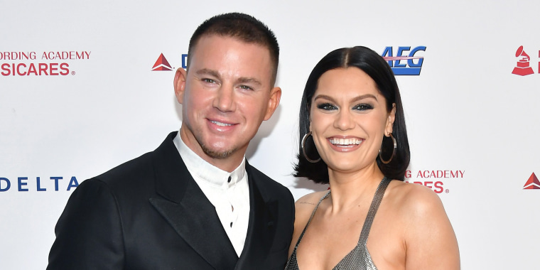Channing Tatum claps back at troll for Jessie J diss
