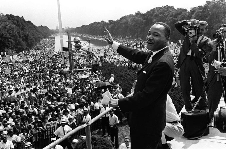 On anniversary of MLK's death, his words are 'more relevant' than ever, his son says