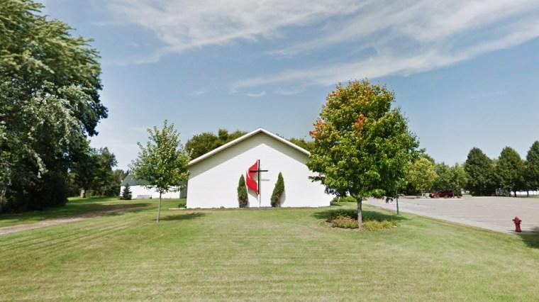 The Grove United Methodist Church in Cottage Grove, Minn.