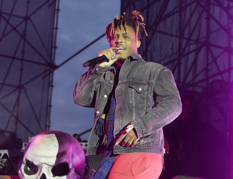 Juice WRLD died of oxycodone and codeine overdose, medical examiner says